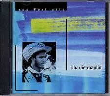 Charlie Chaplin Vintage Reggae Music Dancehall DJ Ras Portraits Sealed CD Album
