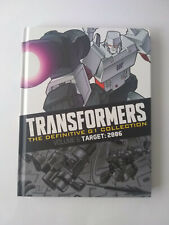 Transformers The Definitive G1 Collection Vol 6 Target 2006 hardback