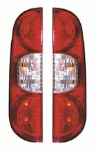 FIAT DOBLO MK1 2006-2010 REAR TAIL LIGHT LAMPS LEFT & RIGHT PAIR