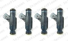 Set of 4 Bosch 0280156065 fuel injector 2001-2006 Audi A4 1.8L turbo 06B133551M
