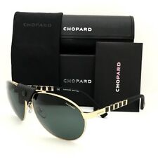 New Chopard Sunglasses SCH B 33 P 300 P Rose Gold Polarized 62•13•135 W/Case