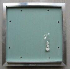 2 Stück Revisionsklappen 30 x 30 cm Ein- / Überfließbar - GK-Einlage 12,5 mm-NEU