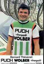 BERNARD THEVENET Team PUCH WOLBER 81 Campagnolo Cycling cycliste cyclisme
