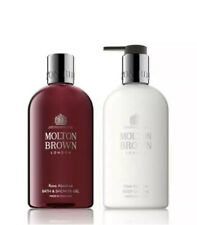 Molton Brown 2 Piece Rosa Absolute bath and  body Collection Gift Set