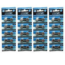 40PCS AG10 LR54 189 387 389 390 LR1130 1.5V Alkaline Button Cell Battery HyperPS