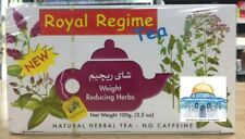 Royal Regime Herbal Tea for Weight Loss Slimming Detox 50 bags FREE POST