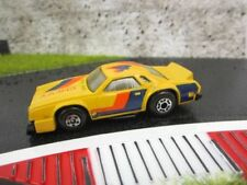 Voitures, camions et fourgons miniatures jaunes Matchbox Matchbox Superfast