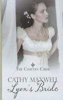 Complete Set Series - Lot of 3 Chattan Curse - Cathy Maxwell (Romance)