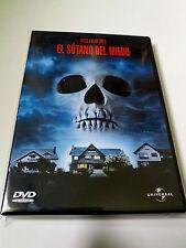 """DVD """"EL SOTANO DEL MIEDO"""" COMO NUEVO WES CRAVEN BRANDON ADAMS EVERETT McGILL"""