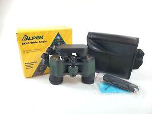 Alpen 8x40 Wide Angle Binoculars New in Box (lot#7-5-11)