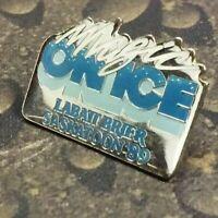 Magic on Ice Labatt Brier Saskatoon 1989 Curling pin badge