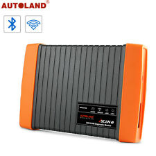 AUTOLAND E-ISCAN Automotive Full Systems Diagnostic Scan Tool OBD2 Code Reader