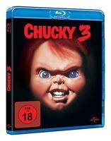 Chucky 3 [Blu-ray](FSK 18/NEU/OVP) ungekürzt - Routiniert inszeniertes Sequel zu
