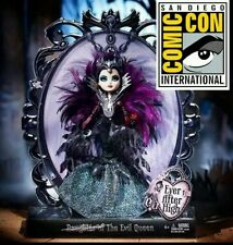 Mattel SDCC 2015 Ever After High RAVEN QUEEN Comic-Con Doll MONSTER HIGH