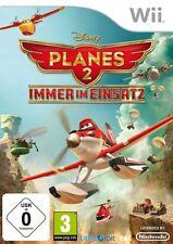 Planes 2 - IMMER im Einsatz Nintendo Wii NUEVO + emb.orig