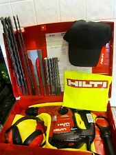 HILTI TE 16-C DRILL, DRILL & CHISELS, DURABLE, FREE EXTRAS, FAST SHIPPING