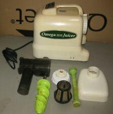 Omega Juicer Extractor Juicer J8001