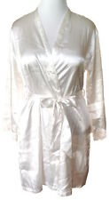 Jones New York NWT Size L/XL Luxurious Lace Bridal Bone Robe