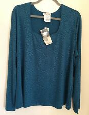 BN KIM CO LONG SLEEVE TOP 3XL