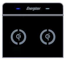 Energizer-LCSEZIC 2BUK-qi dual Inductive wireless charger pad