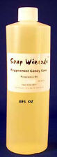 Peppermint Candy Candle, Soap & Lot Frag Oil, 8fl oz