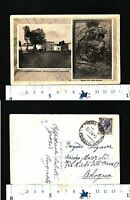 S. GIOVANNI ROTONDO (FG) - CONVENTO DEI PP. CAPPUCCINI - ANNO 1958 - RARA -28989