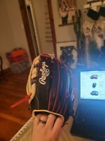 "RAWLINGS HEART OF THE HIDE(HOH)PROBH34BC BRYCE HARPER GLOVE 12.75"" Lefty thrower"