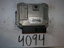 2014 14 FORD FOCUS COMPUTER BRAIN ENGINE CONTROL ECU ECM MODULE