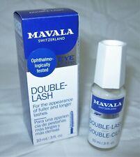 MAVALA Double-Lash Nutritive Treatment for Longer Denser Lashes NEW 0.3 oz