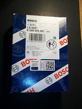 Bosch 0258006501 02 Sensor Vauxhall/Opel AGILA, ASTRA, COMBO, CORSA, MERIVA, TIG