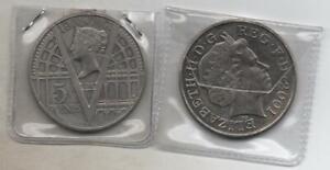 2001 - THE DEATH OF QUEEN VICTORIA 100th ANNIVERSARY £5 POUND COIN