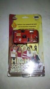 Macchina fotografica di High School musical Gig