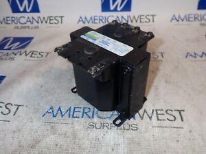HEVI DUTY General Signal Control Transformer E180E 0.180 KVA  120x240 to 24V