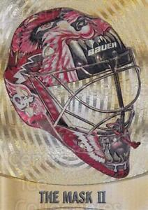 2002-03 Between the Pipes The Mask II Gold #11 Curtis Joseph