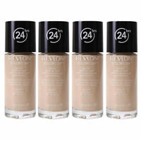 4 x REVLON COLORSTAY 24HR FOUNDATION MAKEUP SPF 15 ❤ COMBINATION/OILY ❤ 150 BUFF