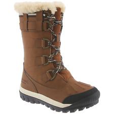 Women's Bearpaw Desdemona Waterproof Boot Hickory Size 6 #RG845-948