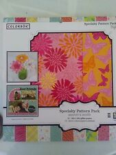 Colorbok Specialty Pattern Pack--12 x 12