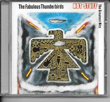 CD ALBUM 11 TITRES--THE FABULOUS THUNDERBIRDS--HOT STUFF - THE GREATEST HITS