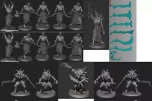 Dark Kin Battleforce grotesque monstrosity wracked warriors drukhari dark eldar