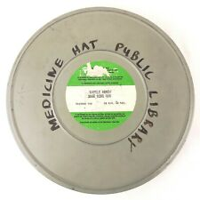 Cattle Ranch Film Reel Library Stock 16 mm National Film Board of Canada Color