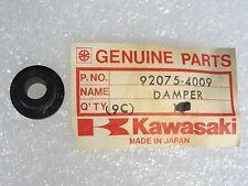 Kawasaki NOS NEW  92075-4009 Head Lamp Light Damper KDX KLT KLX KDX450 1979-86