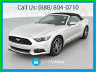 2017 Ford Mustang EcoBoost Premium Convertible 2D Perimeter Alarm System Air Conditioning Side Air Bags CD/MP3 (Single Disc) Hill