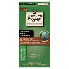 Thicker Fuller Hair Cell-U-Plex Pure Plant Extract Thinning Hair Treatment 1.7oz