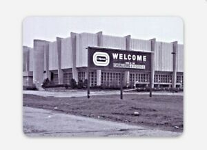Richfield Coliseum MAGNET - Cleveland Vintage Stadium for Cavaliers and FORCE