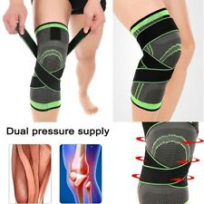 1pc 3D Knee Brace Breathable Elastic Sleeve Support for Climbing Running Outdoor