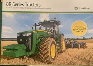 John Deere 8R Series Tractor Brochure
