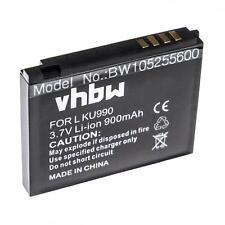 Akku für LG HB620T DVB-T, KB770, KC910, KC910i Renoir 700mAh 3,7V Li-Ion