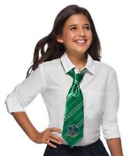 Slytherin Tie Harry Potter Costume Accessory Signature One Size Necktie
