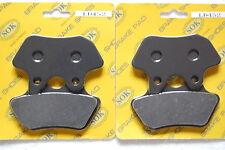 FRONT REAR BRAKE PADS fits HARLEY DAVIDSONRoad Glide 05-07 FLTR FLTRi 06