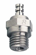 O.S. #8 Glow Plug Long Medium Air/Car 71608001